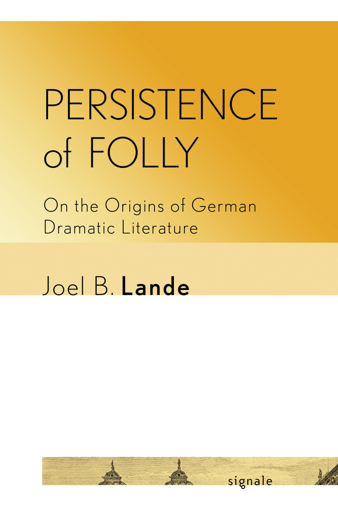 Lande, Persistence of Folly book cover